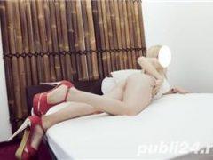Anunturi escorte sexy: ••Blonda high class ••