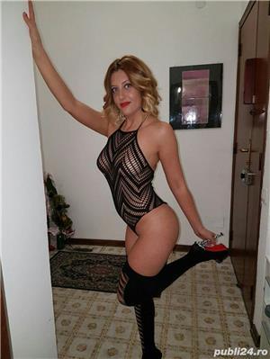 Anunturi escorte sexy: Blonda Senzualla..