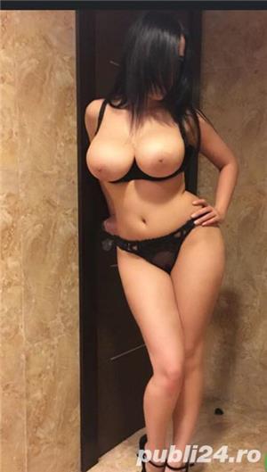Anunturi escorte sexy: Brunetica noua in militari residence