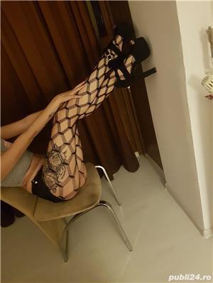 Anunturi escorte sexy: Blonda reala mc romana