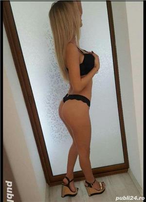 Anunturi escorte sexy: Venita recent in oras isunama pwp blonda new