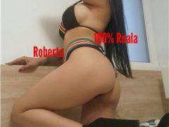 Anunturi escorte sexy: Roberta caut colega